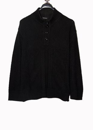 Вязанный мужской свитер