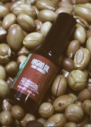 Марокканское масло арганы bingo hair cosmetic , 100 мл