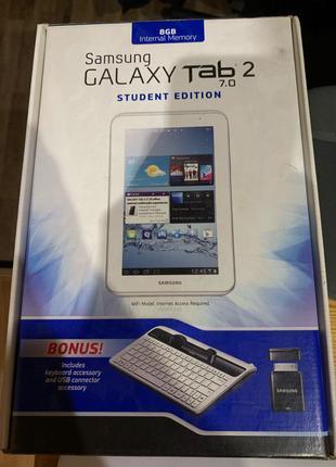 Планшет Samsung Galaxy tap 2 7.0
