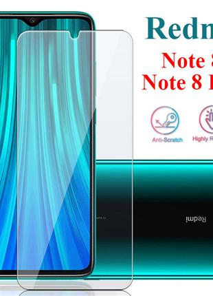 Закаленное стекло для Xiaomi Redmi Note 8 Pro