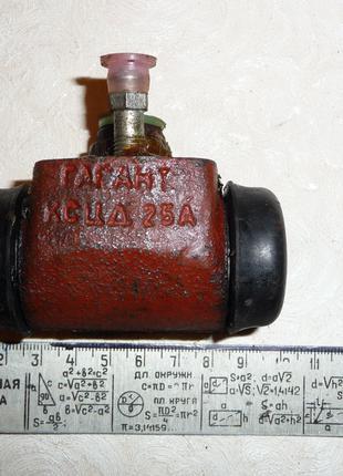 Цилиндр колесный тормозной КСЦД-25. Балканкар