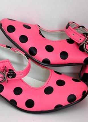 Туфли flamenca на каблуке для танцев