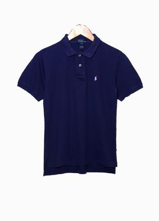 Оригинальная футболка-поло от ralph lauren