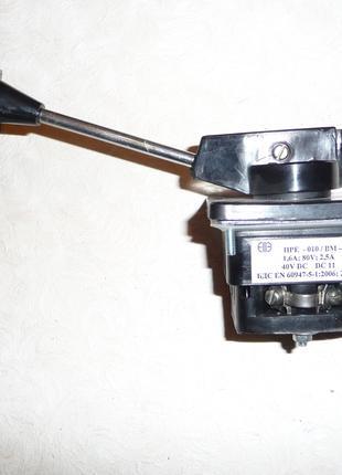 Реверс ПРЕ-010. Погрузчик электрич. ЕВ 687,ЕВ717,ЕВ735.Балканкар