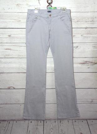 Hydee/серые женские джинсы прямого кроя