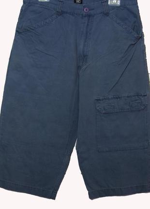 Мужские коттоновые шорты-карго