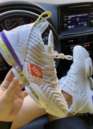 🔥 Nike LeBrone 15 White
