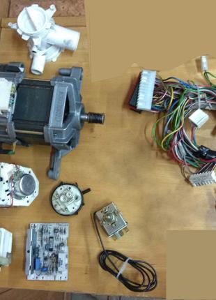 Запчасти стиральная машинка Beko WE 6106 SN Оригинал