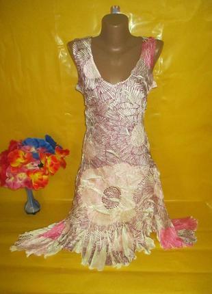Очень красивое женское платье грудь 43 см !!!!!!!!!