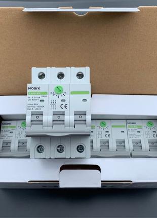 Автоматы (автоматические выключатели) защиты двигателя Noark