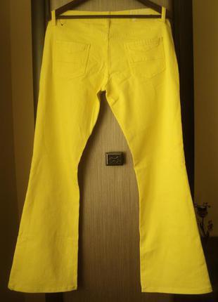 Яркие джинсы . винтаж