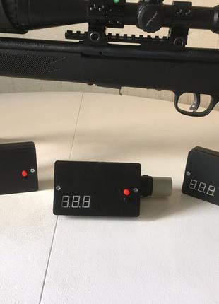 Хронограф для измерения скорости пули (шара)