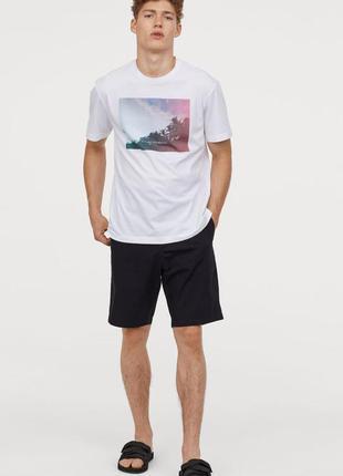 Мужские  шорты h&m оригинал
