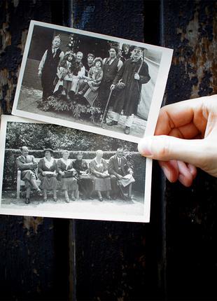 Восстановление и реставрация старых фотографий.