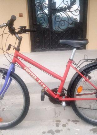 Велосипед JK