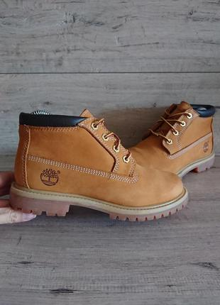 Ботинки демисезон тимберленд timberland 36р 23 см оригинал