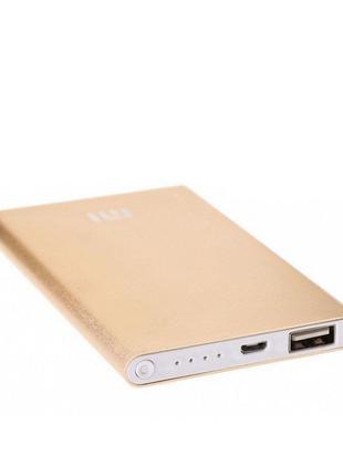 УМБ Xiaomi Mi Power Bank  5000 mAh Pink