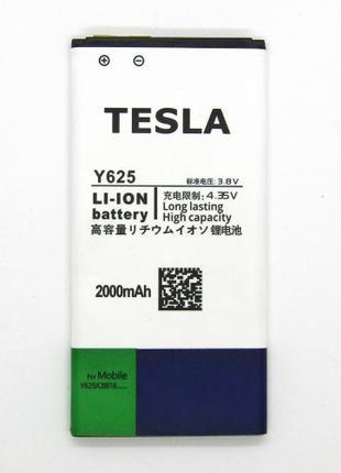 АКБ Tesla Huawei Y625   HB474284RBC  Li-ion, 3,8 В, 2000 мАг