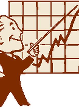 Построение прогноза продаж/затрат/прочего