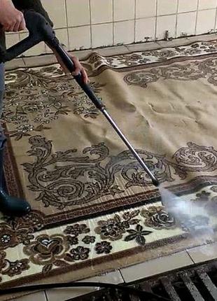 Химчистка стирка ковров