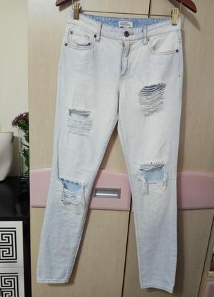 Летние джинсы forever 21