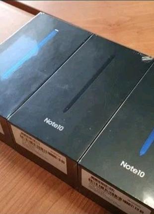 Samsung Galaxy Note 10 | Оригинал | Гарантия | Пломбы