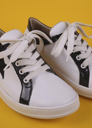Детская кожаная обувь для девочек