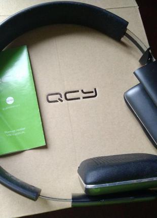 Наушники QCY QCY50 беспроводные Bluetooth наушники с микрофоном