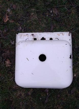 Раковина умывальник рукомойник для кухни или ванной металлический