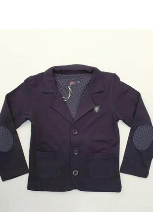 Трикотажный пиджак soow kids