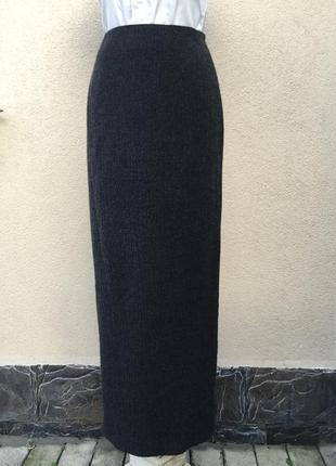 Винтаж,трикотаж-шерсть,кашемир,ангора юбка,люкс бренд,оригинал...
