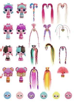 Модная прическа поп поп хеир. Pop Pop Hair Surprise
