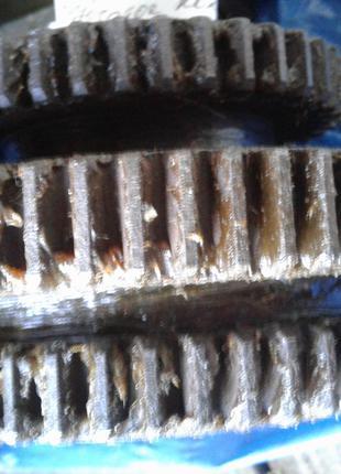 Зубчатое колесо 3-й оси в сборе 16к20
