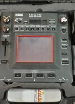 Процессор эффектов Korg Kaoss Pad 3