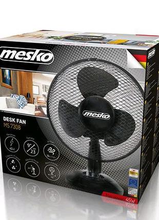 Настольный вентилятор Mesko MS 7308