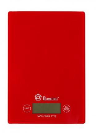 Сенсорные электронные кухонные весы