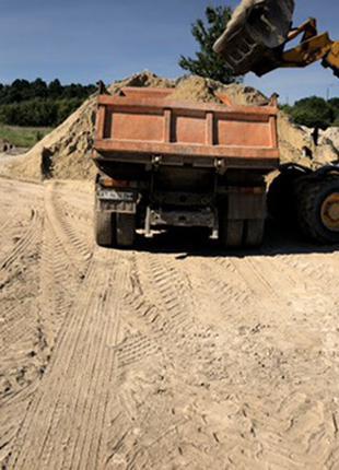 Пісок. Щебінь. Гравій, Відсів. Камінь бут. Чорнозем. Торфосуміш