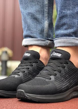 Шикарные мужские кроссовки Asics Лето