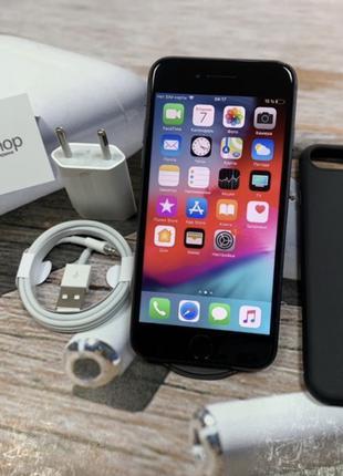 Скидка! iPhone 8 64гб Space Gray NEVERLOCK комплект,гарантия.