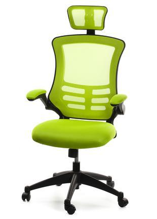 Кресло офисное RAGUSA, green/red/grey/Black
