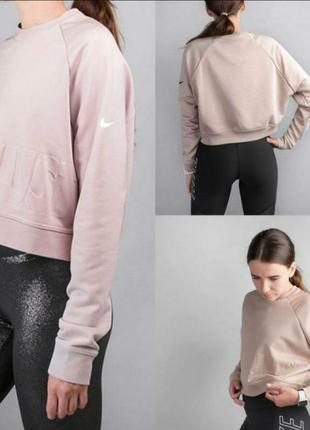 Nike свитшот толстовка