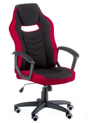 Кресло геймерское Riko black/red