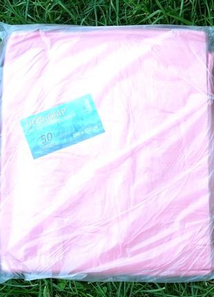 Продукция из полиэтилена: фартук, косынка, пеньюары, чехлы