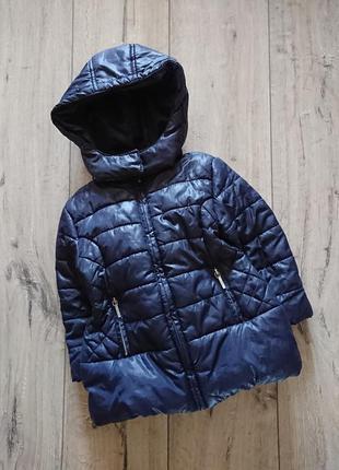Удлиненная куртка майорал mayoral 2 года 92 см деми еврозима
