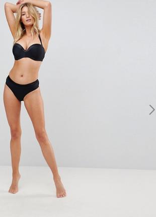 Купальные трусики pour moi high leg bikini bottom