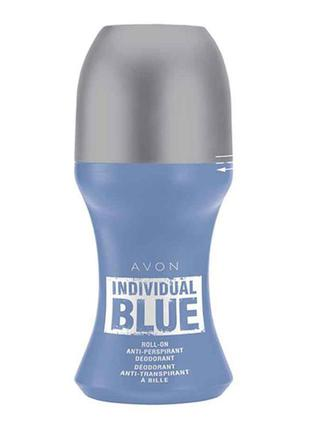 Парфумований дезодорант  Individual Blue, 50 мл