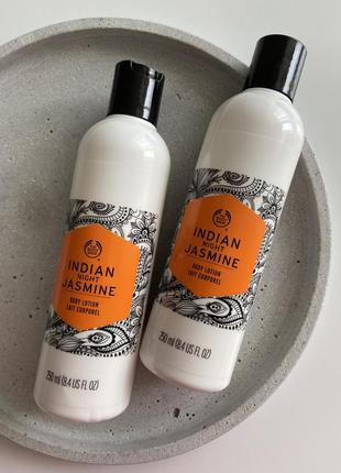 Лосьон для тела the body shop indian night jasmine body lotion...