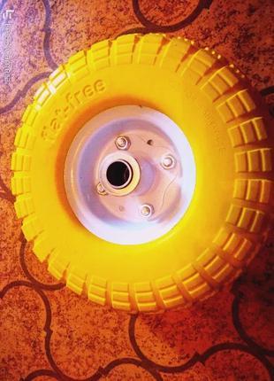 Колесо для тачки пенополиуретановое PU350-4 d260 300 грн.