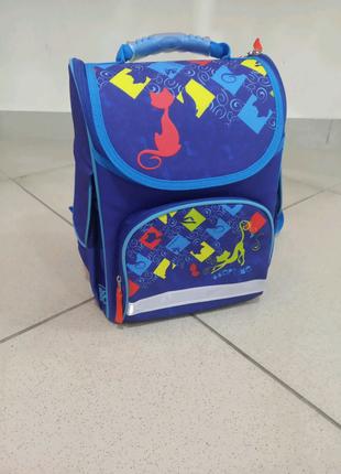Новый школьный рюкзак GO Pack