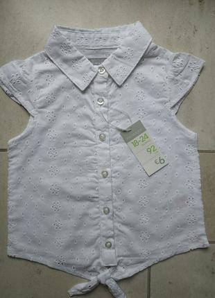 Блузка детская 18-24 М